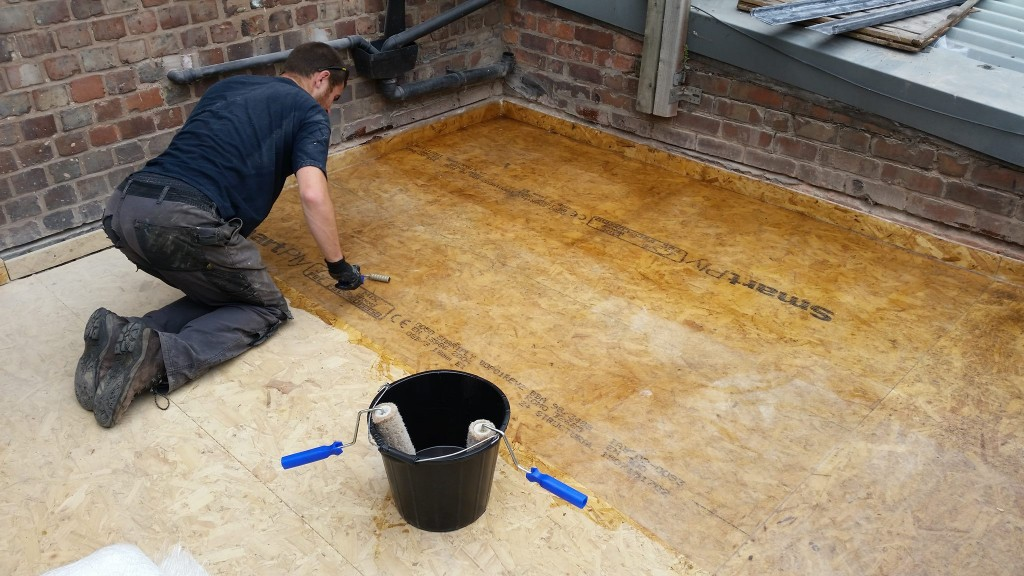 terrace repair